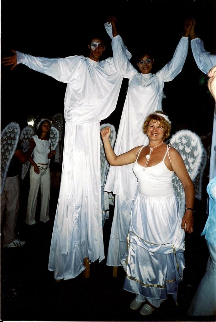 Вечеринка ангелов на Канарах