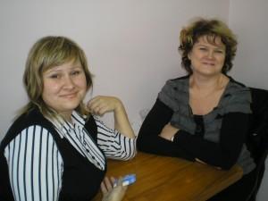 Мы с Ольгой