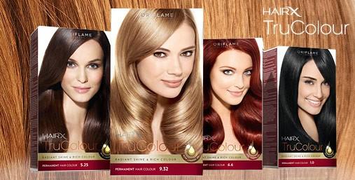 когда появилась краска для волос